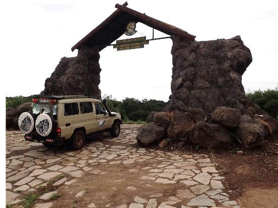 Entrance fees in Lake Manyara national park