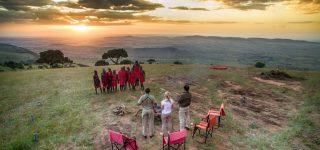 Cultural visit in Lake Manyara national park